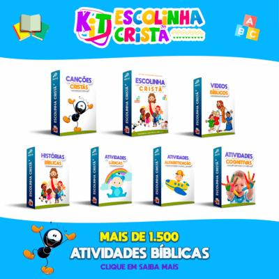 atividades para crianças gospel