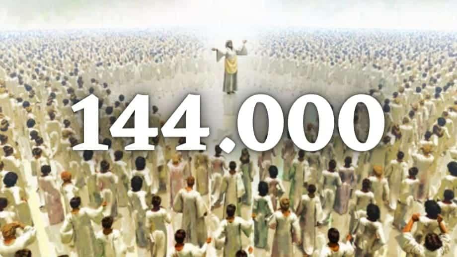 cento e quarenta e quatro mil 144.000 de apocalipse 7
