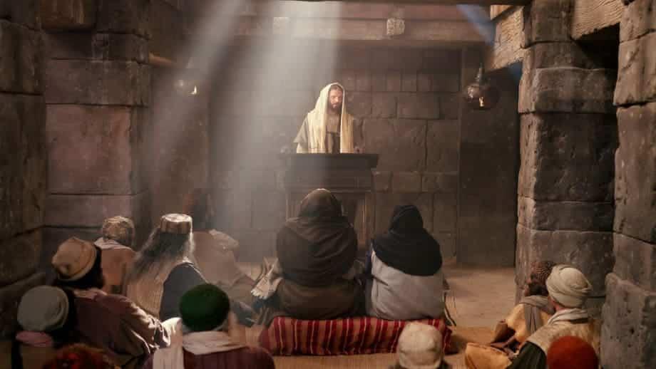 pregando como jesus-características da pregação